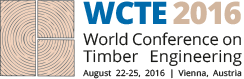 WCTE 2016, August 22-25, 2016 | Vienna, Austria